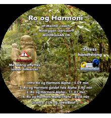 Ro og harmoni (CD format)